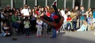 street dance pompidou